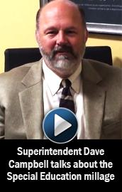 Dave Talks about the Special Education Millage