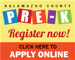 PreK Register Now