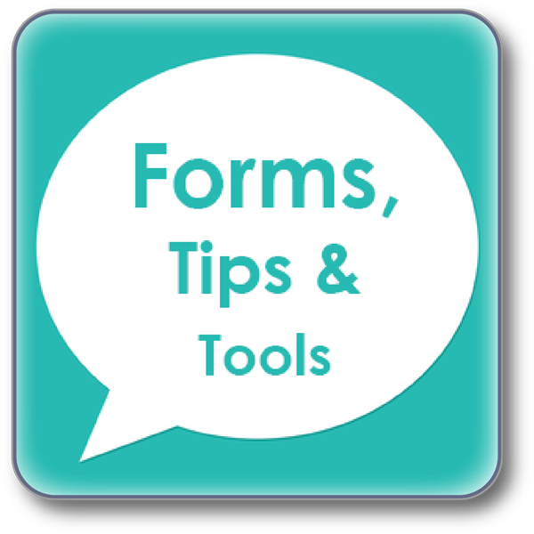 Forms, tips & Tricks