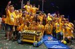 Kalamazoo-area students win the FIRST World Robotics Championship