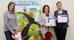 Kalamazoo RESA, A Michigan Breastfeeding- Friendly Workplace