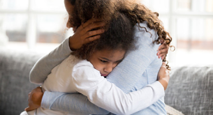 How do preschoolers experience grief?