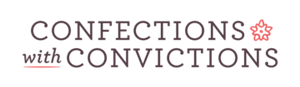 Confections with Convictions logo