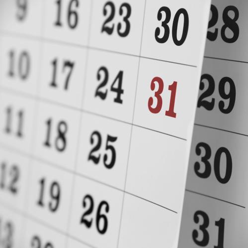 Playgroup Calendar