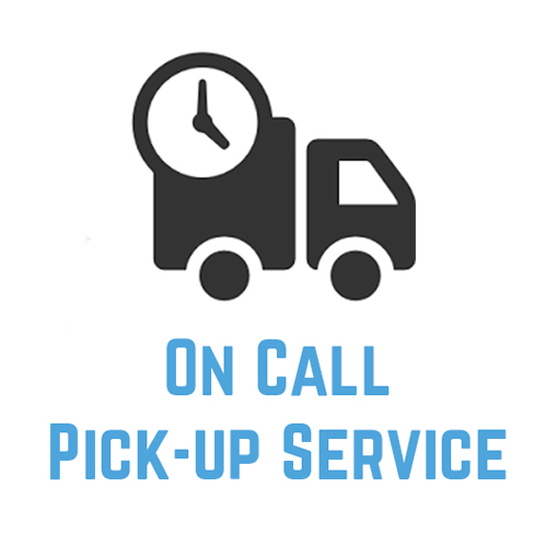 On Call Pick-up Service
