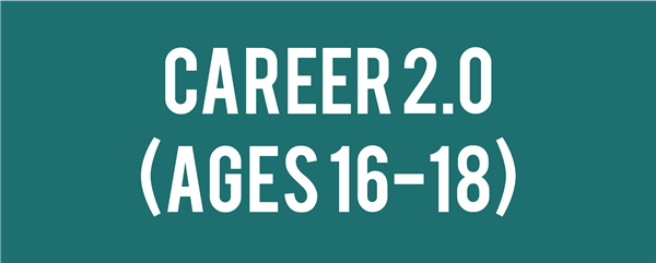 Career 101 Ages 16-18