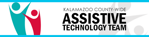 Assistive technology header