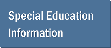 Special Education Information